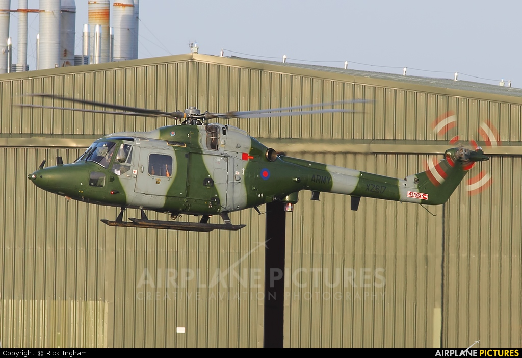 Royal Navy: Royal Marines XZ617 aircraft at Yeovilton