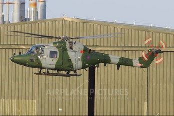XZ617 - Royal Navy: Royal Marines Westland Lynx AH.7