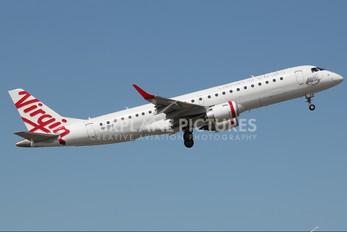 VH-ZPR - Virgin Australia Embraer ERJ-190 (190-100)