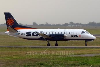 LV-CSK - Sol Lineas Aereas SAAB 340