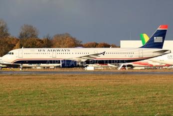 D-AZAF - US Airways Airbus A321