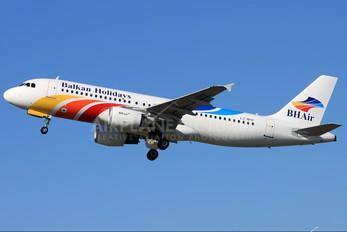 LZ-BHF - Balkan Holidays Air Airbus A320