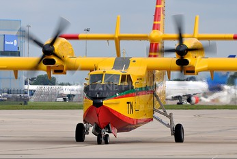 C-GKCX - Morocco - Air Force Canadair CL-415 (all marks)