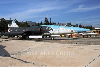 7151 - Greece - Hellenic Air Force Lockheed F-104G Starfighter