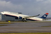 N274AY - US Airways Airbus A330-300 aircraft