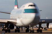 B-HOZ - Cathay Pacific Cargo Boeing 747-400BCF, SF, BDSF aircraft