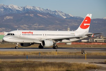 I-EEZE - Eurofly Airbus A320