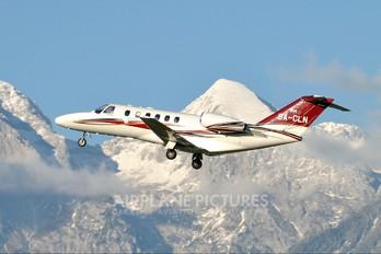 9A-CLN - Private Cessna 525A Citation CJ2