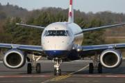 G-LCYJ - British Airways - City Flyer Embraer ERJ-190 (190-100) aircraft