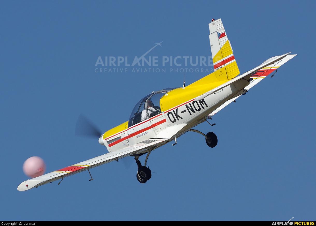 Aeroklub Czech Republic OK-NOM aircraft at Hradec Králové