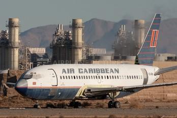 N74PW - Air Caribbean Boeing 737-200
