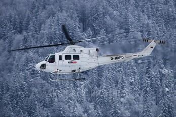 D-HAFD - Heli Austria Bell 412