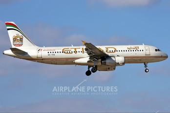 A6-EIA - Etihad Airways Airbus A320