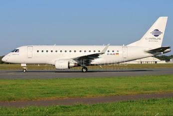 D-ALIE - Cirrus Airlines Embraer ERJ-170 (170-100)
