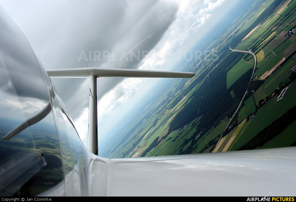Sportfluggruppe Nordholz/Cuxhaven D-1486 aircraft at In Flight - Germany