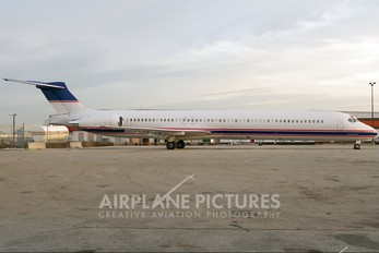 N812ME - Private McDonnell Douglas MD-81