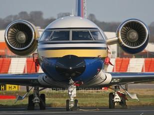 OE-IPZ - International Jet Management Canadair CL-600 Challenger 605