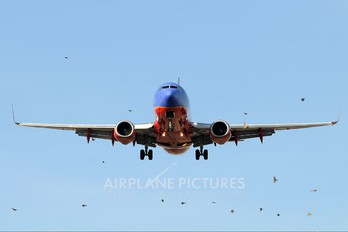 N510SW - Southwest Airlines Boeing 737-500