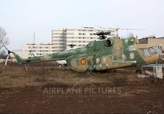 709 - Romania - Air Force Mil Mi-8P