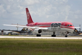 YV450T - Santa Barbara Airlines Boeing 757-200