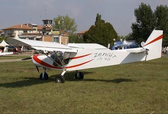 I-7658 - Private Zenith - Zenair CH701 STOL