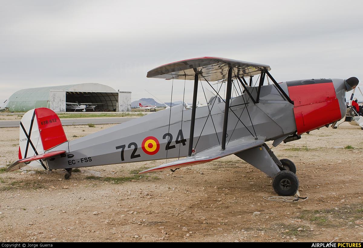 Aeroclub de Alicante EC-FFS aircraft at Alicante - Muchamiel