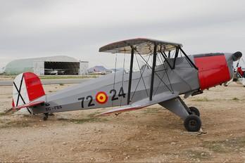 EC-FFS - Aeroclub de Alicante Casa 1.131E Jungman