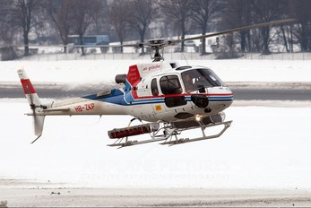 HB-ZKP - Air Grischa Aerospatiale AS350 Ecureuil / Squirrel