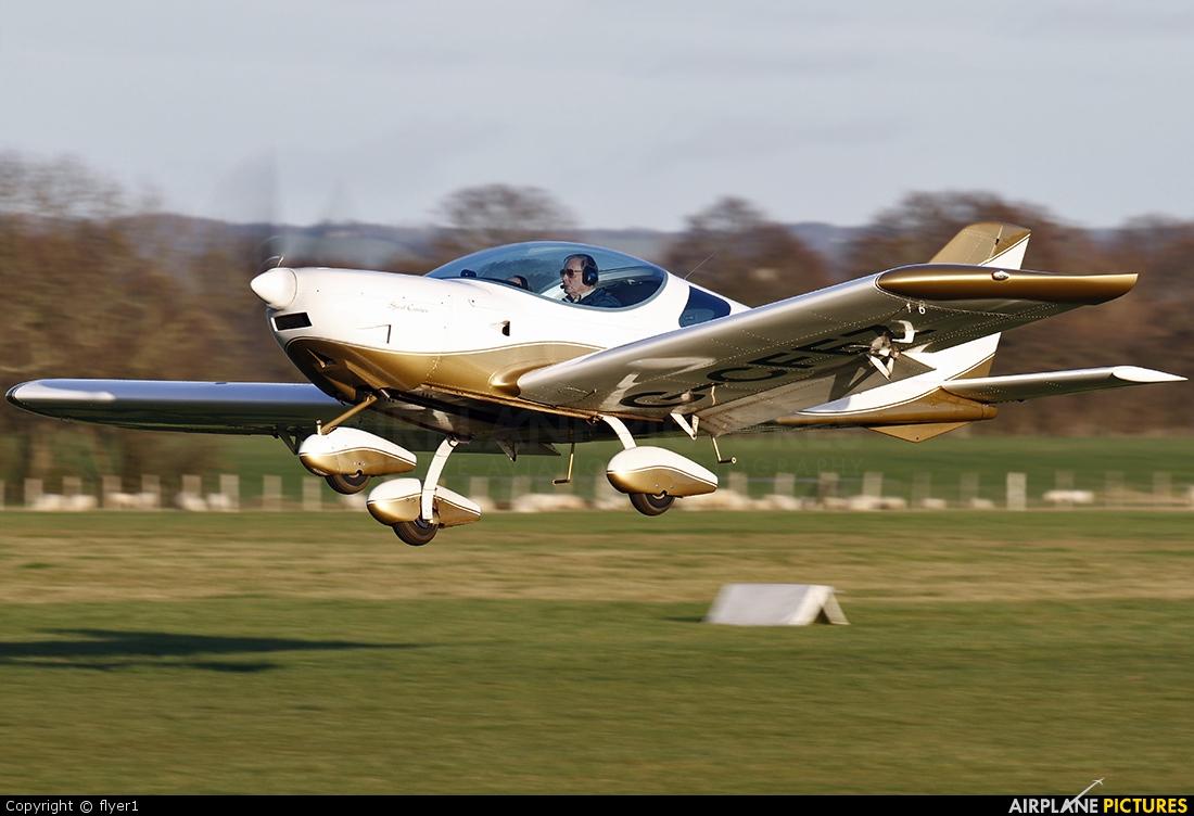 Private G-CFEZ aircraft at Lashenden / Headcorn