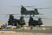 - - USA - Army Boeing MH-47D Chinook aircraft
