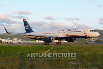 N206UW - US Airways Boeing 757-200