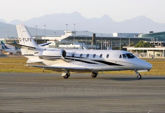 C-FLFE - Private Cessna 560XL Citation XLS
