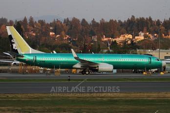 N402AS - Alaska Airlines Boeing 737-900ER