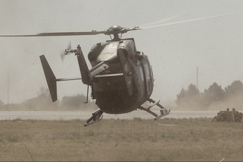 387 - South Africa - Air Force Eurocopter BK117