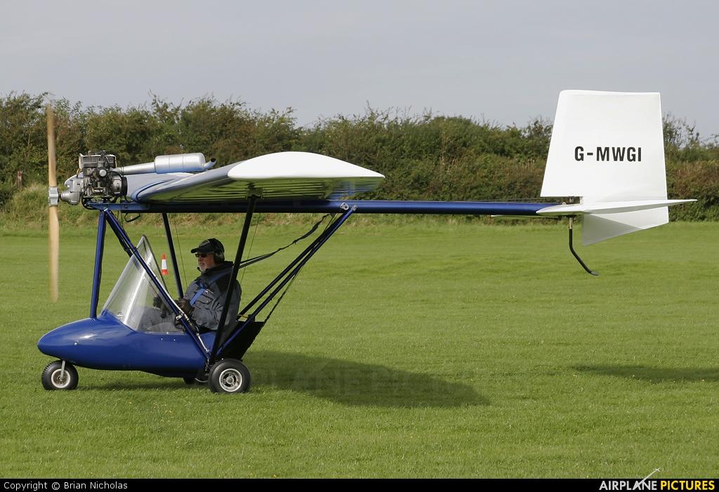 Private G-MWGI aircraft at Northampton / Sywell