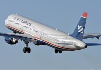 N195UW - US Airways Airbus A321
