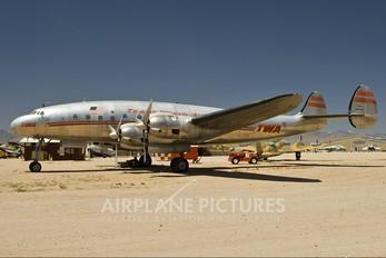 N90831 - TWA Lockheed C-69 Constellation