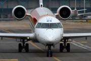 EC-LOX - Air Nostrum - Iberia Regional Canadair CL-600 CRJ-1000 aircraft