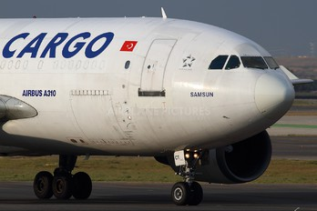 TC-JCT - Turkish Cargo Airbus A310F