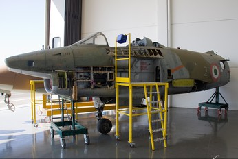 MM6305 - Italy - Air Force Fiat G91