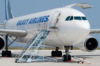 JA01GX - Galaxy Airlines Airbus A300F