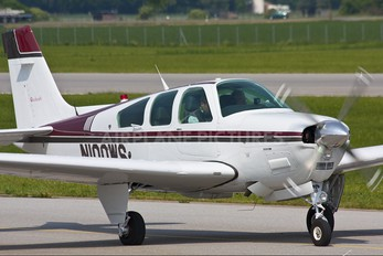 N100WS - Private Beechcraft 33 Debonair / Bonanza