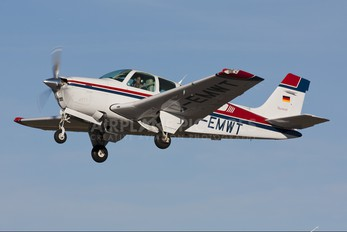 D-EMWT - Private Beechcraft 33 Debonair / Bonanza