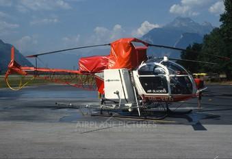 XB-XEO - Air Glaciers Sud Aviation SA-315 Lama