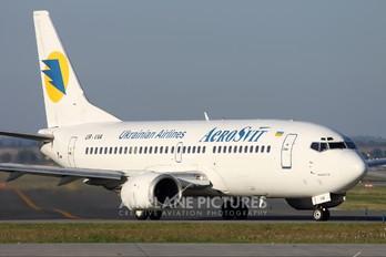 UR-VVA - Aerosvit - Ukrainian Airlines Boeing 737-300