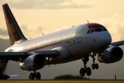 N476TA - TACA Airbus A319 aircraft