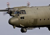XV200 - Royal Air Force Lockheed Hercules C.1P aircraft