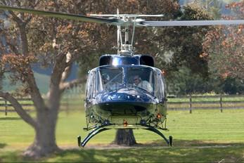 ZK-IIJ - Private Agusta / Agusta-Bell AB 212AM