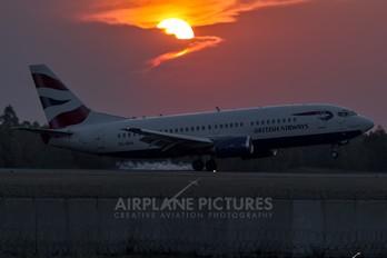 ZS-OKH - British Airways - Comair Boeing 737-300