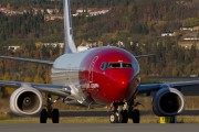 LN-NOY - Norwegian Air Shuttle Boeing 737-800 aircraft